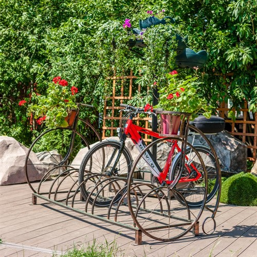 Велопарковки