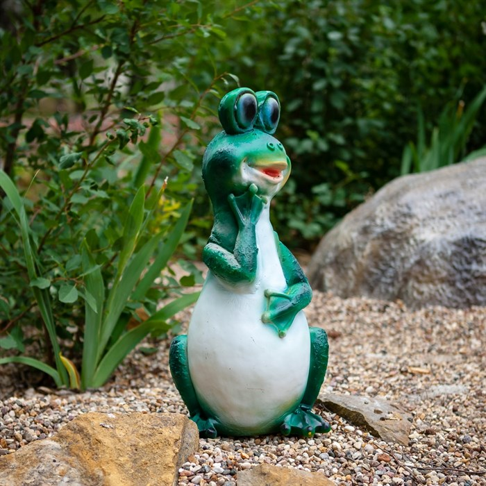 Фигура Лягушка сидит - фото 61107