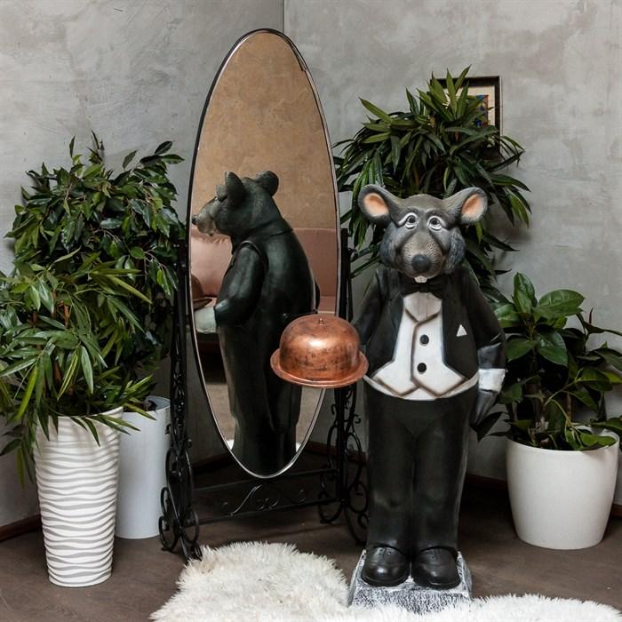 Фигура Крыса дворецкий