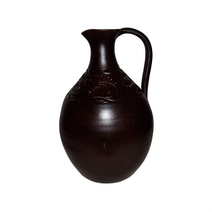 Кувшин винный гончарный 3л - фото 68352