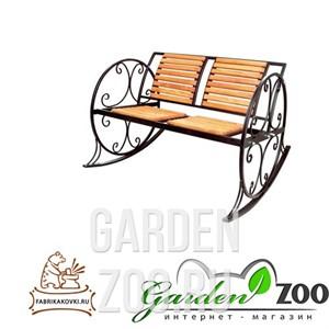 Кресло качалка с деревом