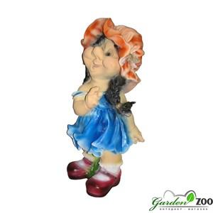 Фигура Девочка кокетка