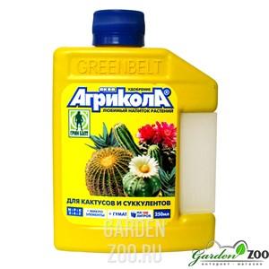 Удобрение Агрикола Аква для кактусов 250 мл