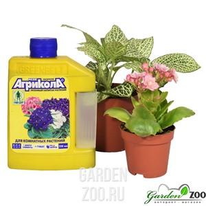 Удобрение Агрикола Аква для комнатных растений 250мл