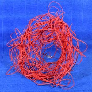 Каркас для букета 25 см ротанг гнездо красный