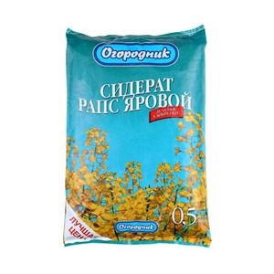 Сидерат Огородник рапс