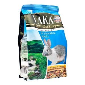 Корм ВАКА КВАЛИТИ для декоративных кроликов