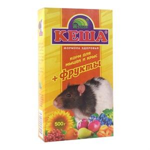 Корм КЕША для мышей и крыс