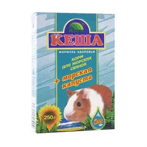Корм КЕША для морских свинок 500г (морская капуста)