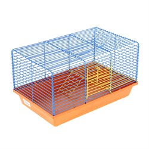 Двухэтажная клетка для джунгариков