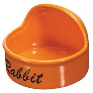 Миска керамическая для кошек Кролик