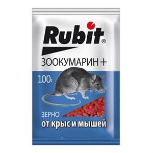 РУБИТ ЗООКУМАРИН+ ЗЕРНО 100Г