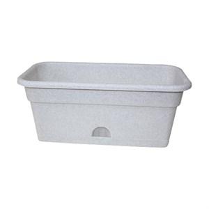 Ящик балконный ДАР 40*20 8л мраморный