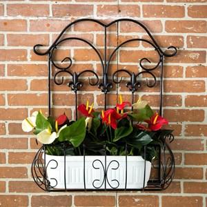 Шпалера навесная для цветов 15-808