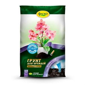 Грунт Цветочное счастье для Орхидей 2,5л