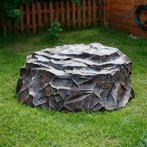 Крышка люка для септика Камень