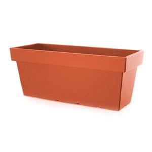 Ящик балконный Lofly Case 57.8*22.4 см 26 л терракот