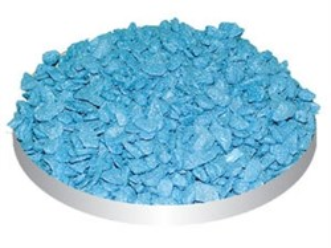 Грунт ТРИТОН блестящий 800г голубой