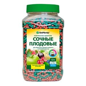 Удобрение БиоМастер Сочные плодовые, 1,2 кг