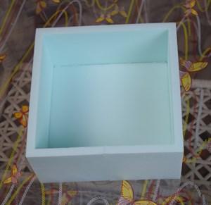 Коробка Квадратная ср