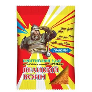 Великий воин гранулы 50г (муравьи)