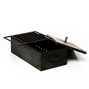 Решетка на ящик мангала
