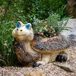 Кашпо Черепаха большая
