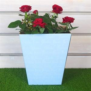 Коробка для цветов 15*22*25