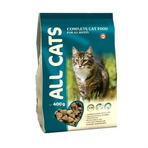 Корм Олл Кэт для кошек 400г