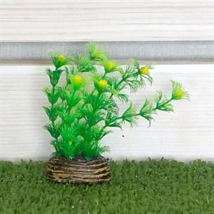 Растение ТРИТОН пластмас. 10см 1014