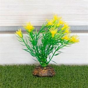 Растение ТРИТОН пластмас. 13см 1331