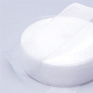 Лента Органза 25мм*30м белая