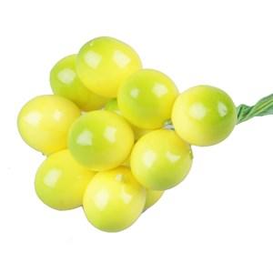 Лимон на проволоке 3см 12шт