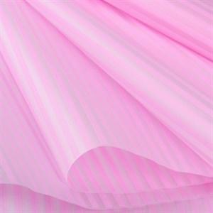 Пленка матовая 700 Полоса вертикаль розовый