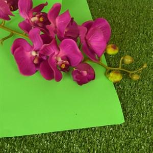 Фоамиран 60*70 0,8мм желто-зеленый