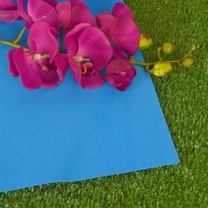 Фоамиран 60*70 0,8мм темно-голубой