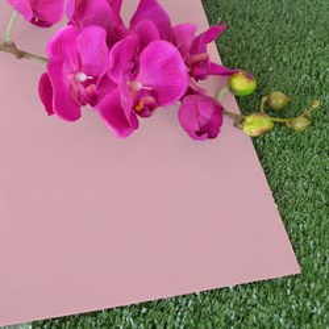 Фоамиран 60*70 0,8мм туманно-розовый