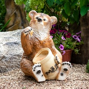 Фигура Медведь с медом