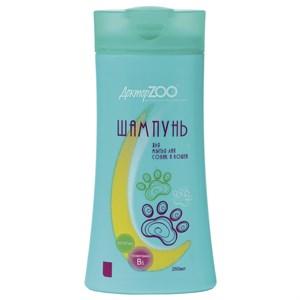 Шампунь ДОКТОР ЗОО для собак для мытья лап 250мл
