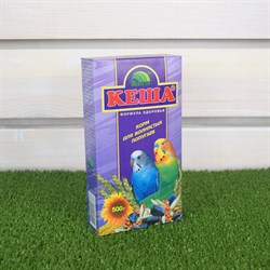 Корм КЕША для попугаев 500г