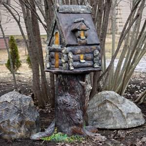 Фигура Избушка на дереве