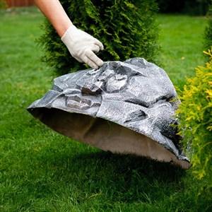 Крышка люка Камень №2 - фото 63029