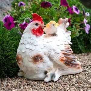 Фигура Курица с цыпленком