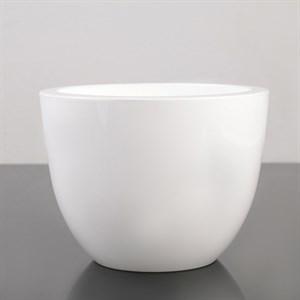 Горшок Орион 3,5л белый с вкладышем
