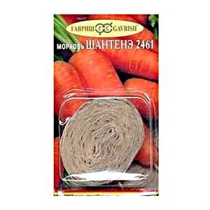 Морковь Шантенэ 2461 8м лента