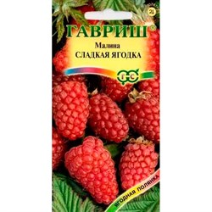 Малина Сладкая ягодка 10шт