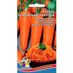 Морковь Корейская закуска