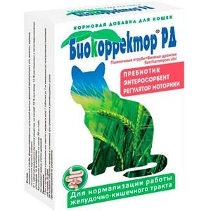 Биодобавка Биокорректор РД для кошек