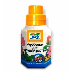 Удобрение д/цветущих раст. ДЖОЙ жидкое, 0,25л.