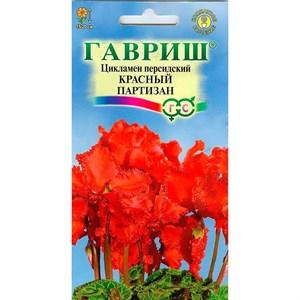 Цикламен Красный партизан 3шт